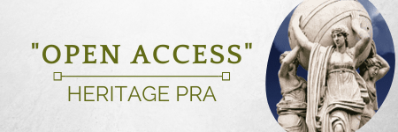 Announcement on launching a call for Open Access publications in the Heritage PRA